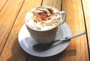 spice latte